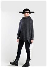 Lurdes Bergada Oversize Knit Pullover