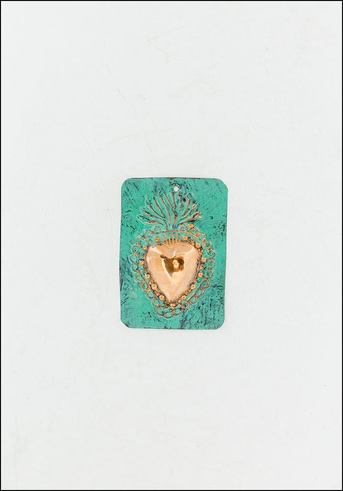 Tesoros Copper Plaque Milagro