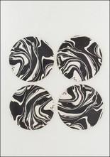 Tramake Tramake Marble Ceramic Coasters