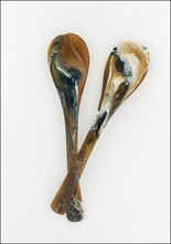 Atwala Atwala Geo Resin Serving Spoon Set