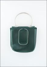 Amorphose Zip Detail Mini Pochette