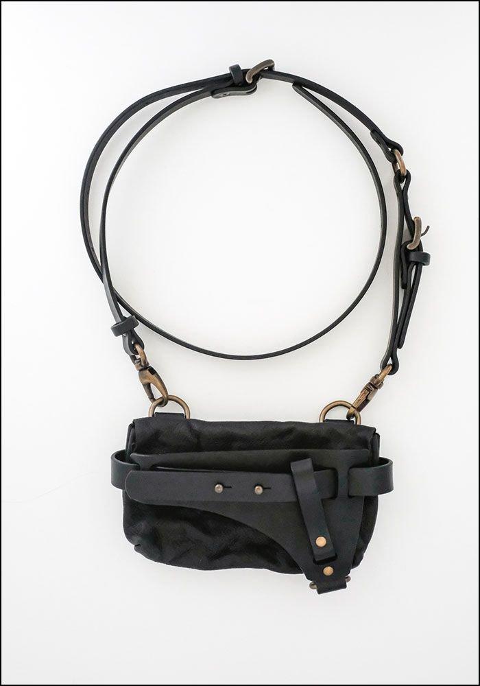 Teo+Ng Leather Mio Bag