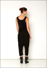 Army of Me Army of Me Baggy Linen Wool Trousers