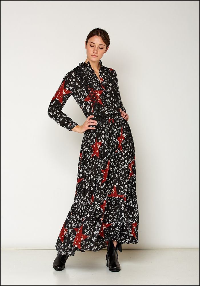 Love Binetti Love Binetti Stars Maxi Dress
