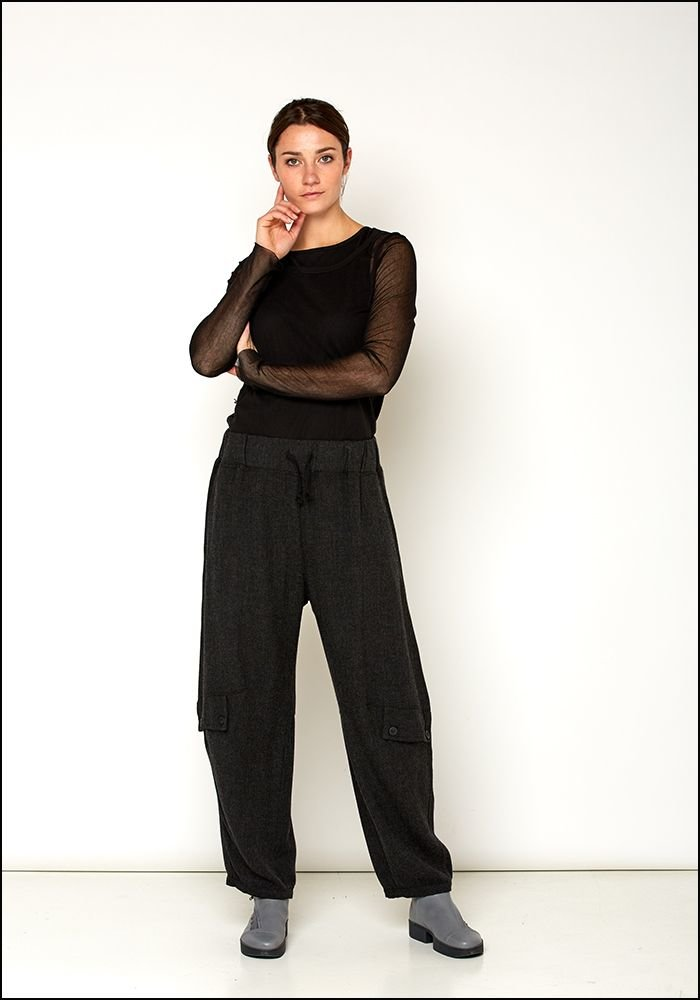 Lurdes Bergada Cinched Ankle Trousers
