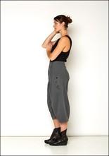 Lurdes Bergada Full Leg Drop Trousers