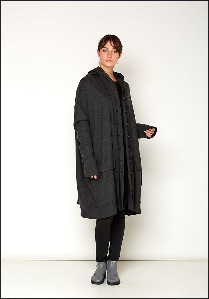Rundholz Black Label Loose Fit Coat