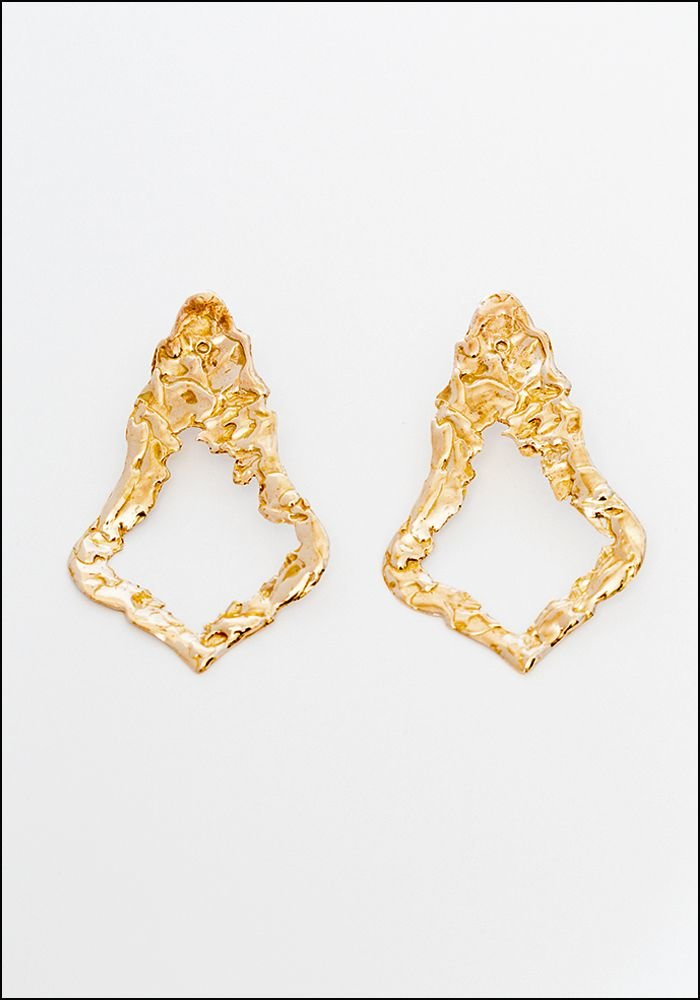 Miriam Nori Chandelier Earrings