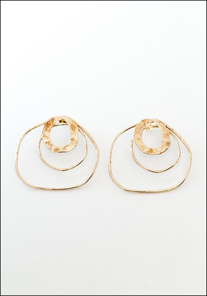 Miriam Nori Doodle Earrings