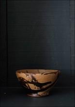 1050 1050 Small Splatter Terracotta Bowl