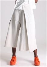 Lurdes Bergada Asymmetric Pants U19326