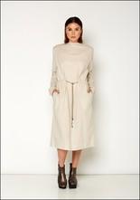 Between Between Back Linen Dress