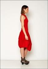 Lurdes Bergada Fitted Bubble Dress u19531