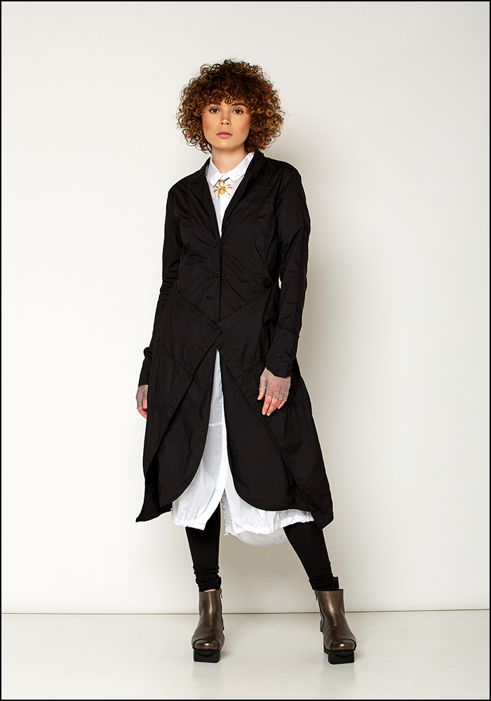 Rundholz Black Label Long Coat