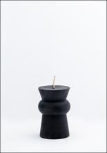 Greentree Beeswax Short Pillar Candle