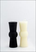 Grentree Beeswax Medium Pillar Candle