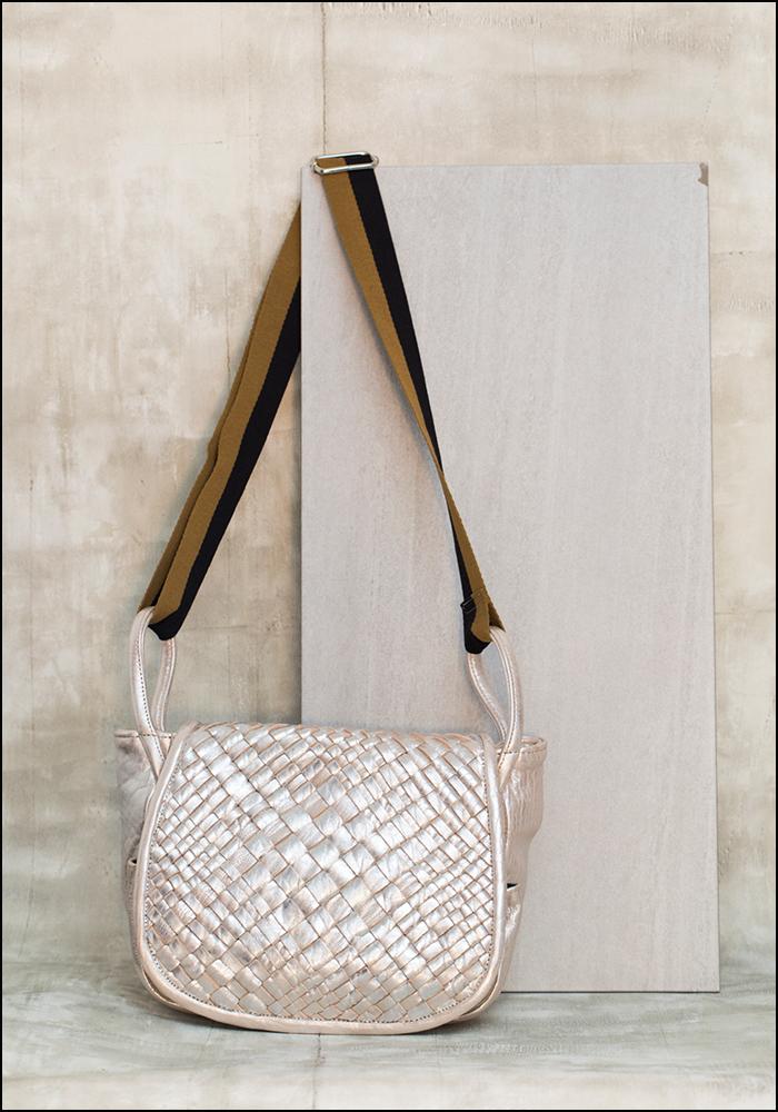 Claramonte Silver Milla Bag