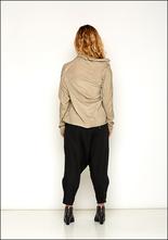 139Dec 139DEC Black Cotton Pant PN400