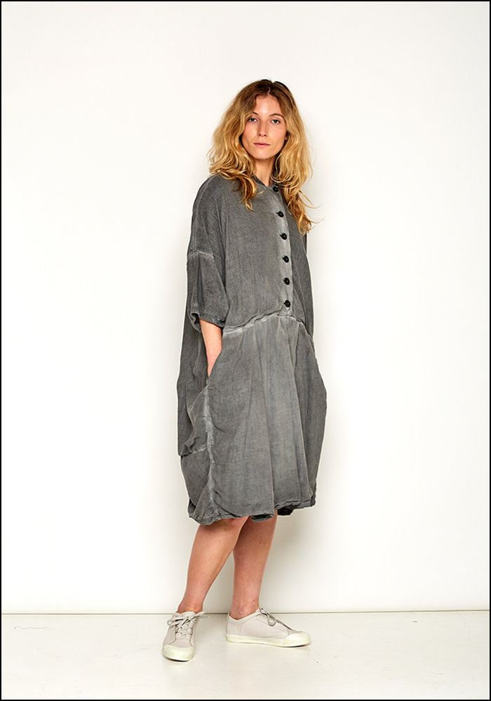 Rundholz DIP Oversized Button Dress