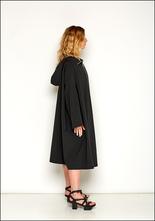 UCF Black Cape Coat 5S02001