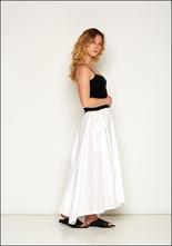 UCF Cotton and Silk Skirt 5S01003