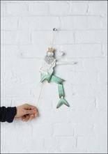 Shang Balinese Hanging Puppet