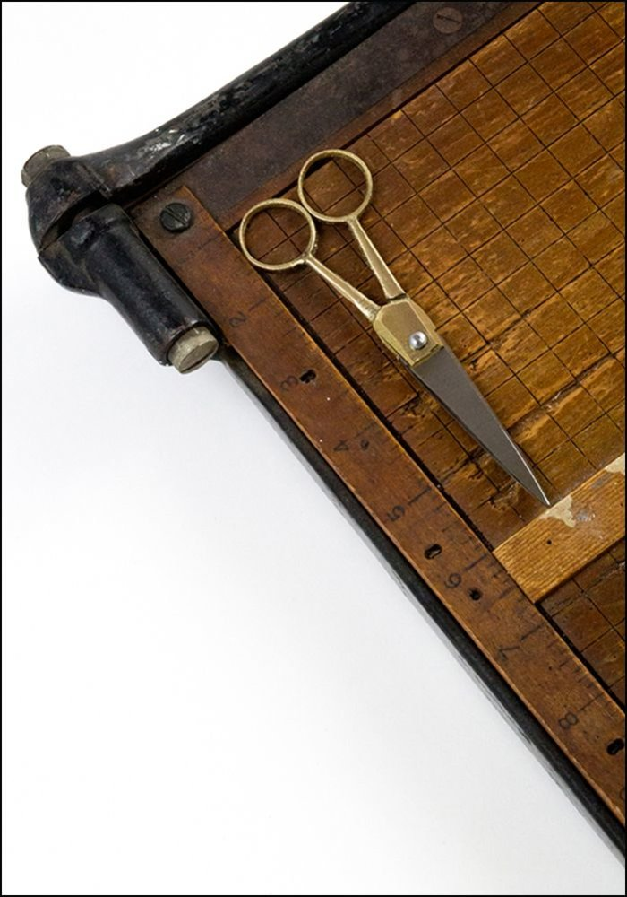 Brass Scissors