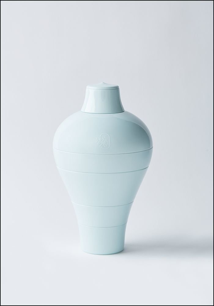 Ibride Blue Ming Stacking Bowl Set