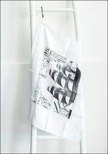 Serie Limitee Louise French Linen Tea Towel