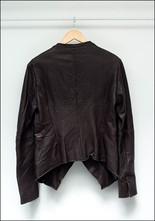 Rundholz DIP Tuxedo Cut Leather Jacket