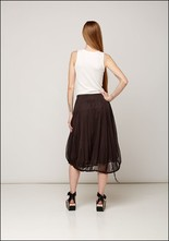 Rundholz DIP Mesh Layering Skirt