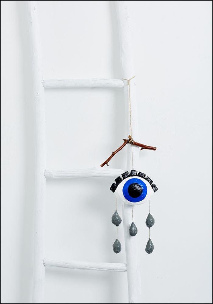 Kim Baise Crying Eye Mobile