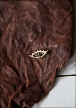 Von Drenik Leather Neck Kerchief