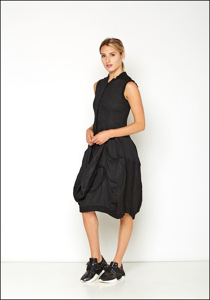 Rundholz DIP Sleeveless Bubble Dress