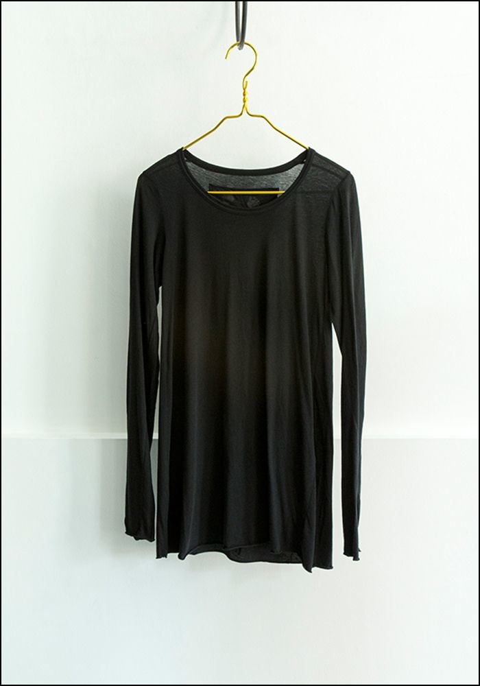 Rundholz Black Label Tissue Weight Long Sleeve Tee
