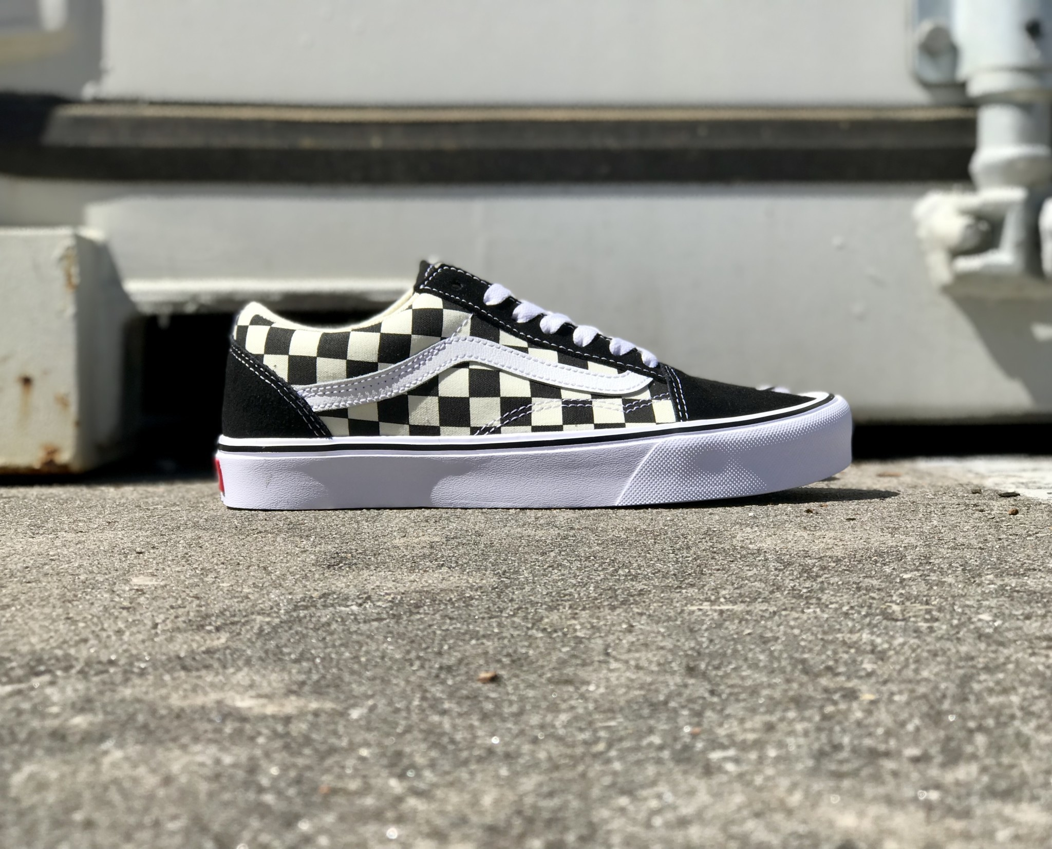 Old Skool Lite Checkerboard Eight One