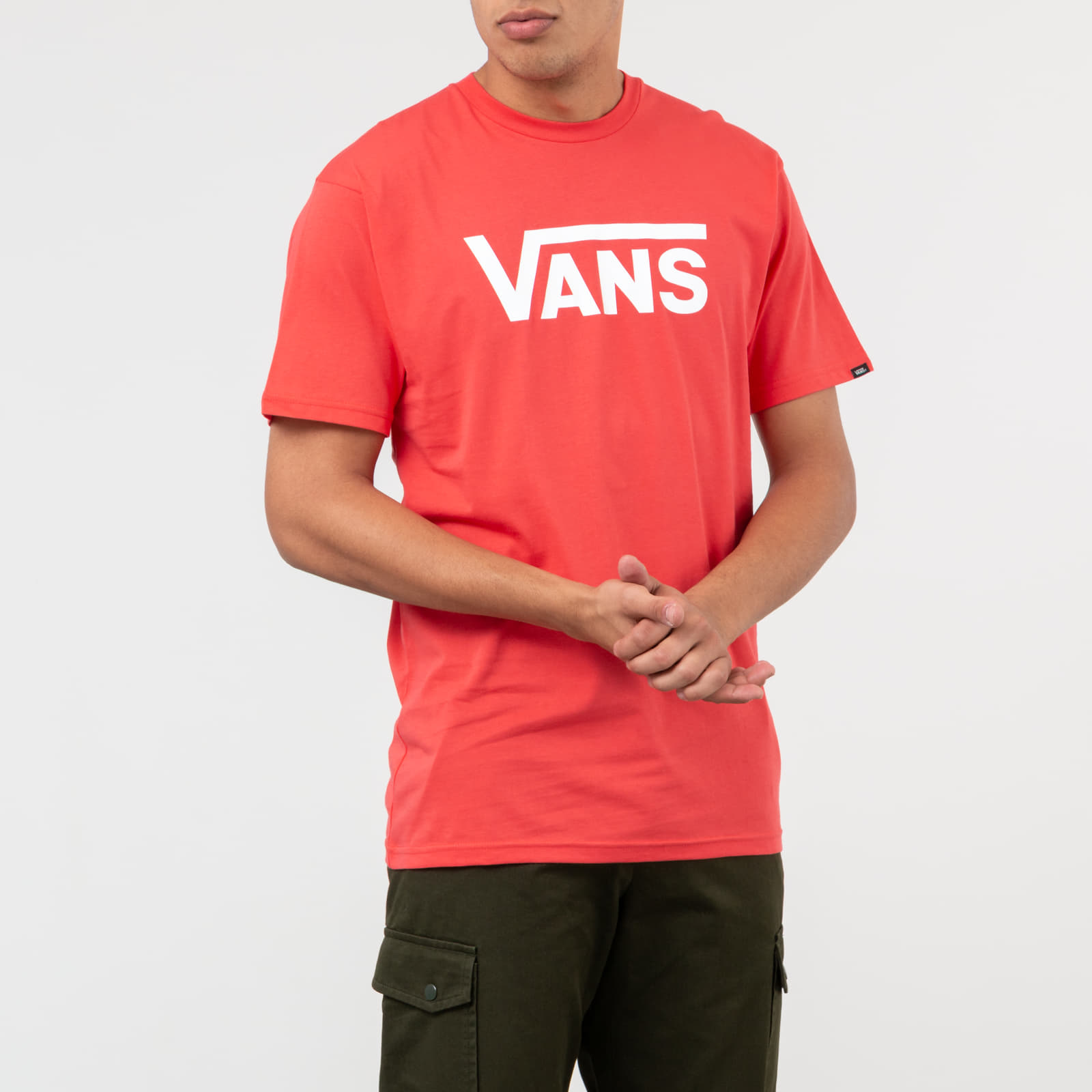 vans classic fit