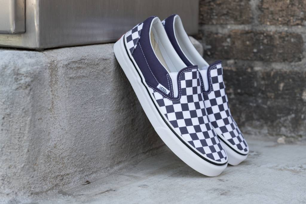 42613acc1f Classic Slip On Checkerboard - Eight One