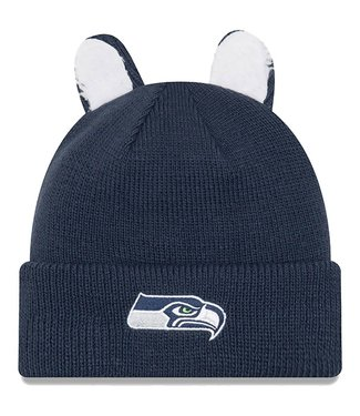 New Era New Era Cozy Cutie Seattle Seahawks Beanie 80507297