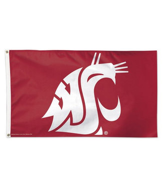 Wincraft Wincraft College 3X5 Washington State Cougars Flag 34907071