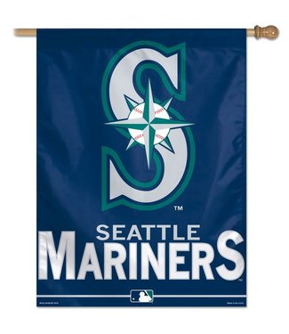 Wincraft Wincraft MLB 27X37 Seattle Mariners Flag 30149312