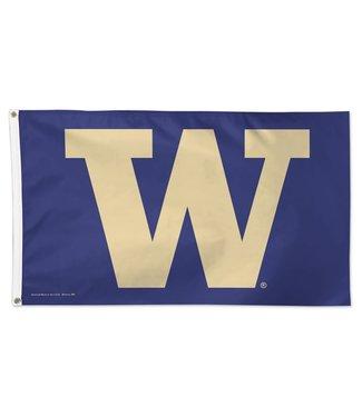Wincraft Wincraft Washington Huskies Deluxe Flag Purple 02362115
