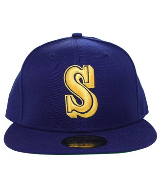 New Era New Era 5950 1987-1992 Seattle Mariners Retro Fitted Hat