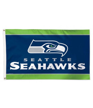 Wincraft Wincraft Seattle Seahawks 3x5 Flag Blue Green 66879612
