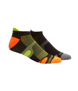 Saucony Saucony Mens Crosspro XP Running Socks P51910L 001 Black