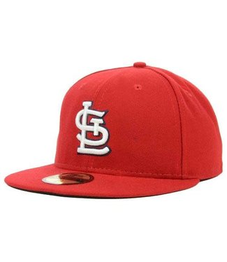 New Era New Era 59Fifty St Louis Cardinals Fitted Hat ACPERF STLCAR GM
