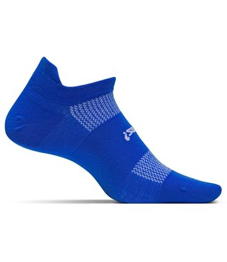Feetures Feetures Wmns Ultra Light Cushion No Show Tab FA550202 Royal Medium