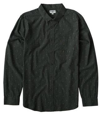 Billabong Billabong Mens All Day Jaquard Shirt M522VBAJ