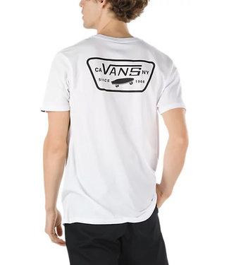 Vans Vans Mens Full Patch Back TShirt VN0A3H5KYB2
