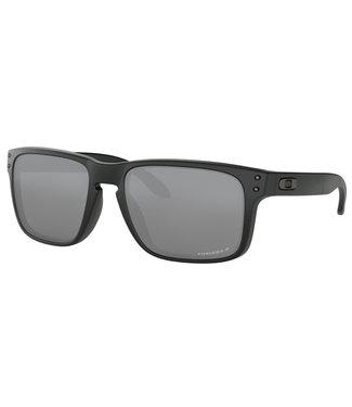 Oakley Oakley Holbrook Matte Black Frame Prizm Black Polar Lens 9102 D655